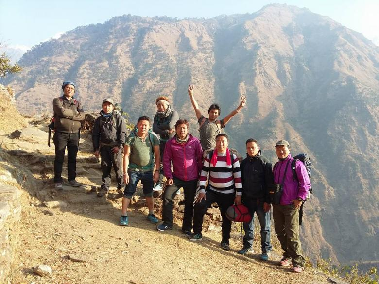 Hire A Guide In Nepal