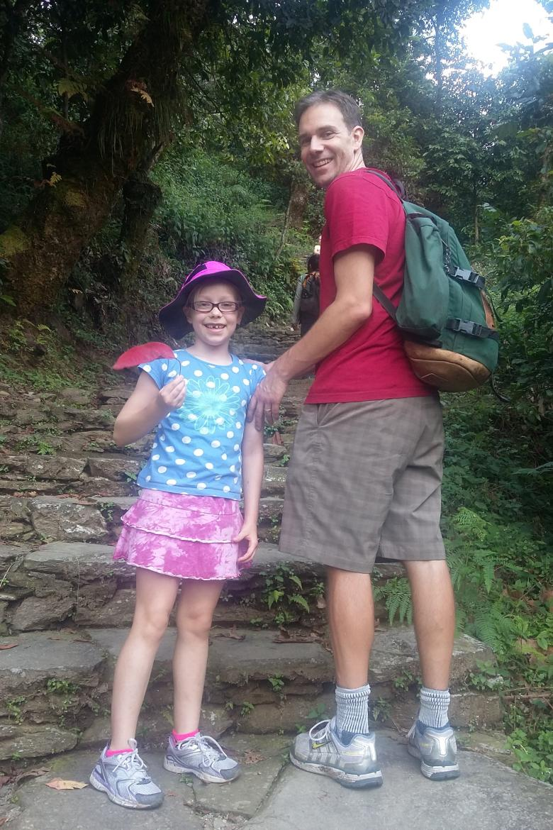 Family Vacation In Nepal