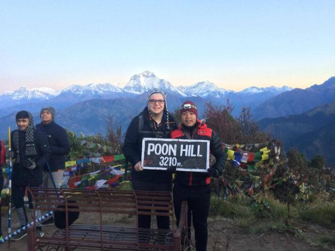 3 Days Poon Hill Trek From Pokhara