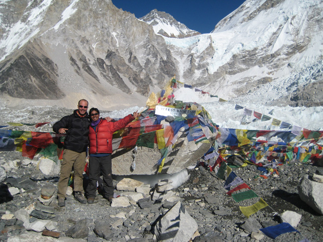 Everest Base Camp Private Trek