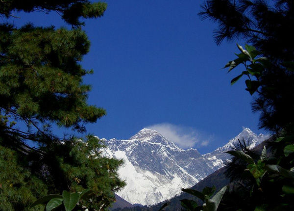 Everest view package