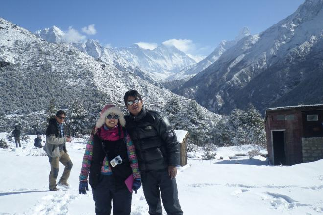 Phaplu to Everest Base Camp