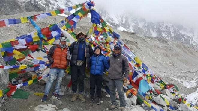 Everest Base Camp Shortest Trek