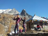 Khopra Ridge Trek is one of the virgin trekking trail newly opened in Annapurna himalaya in Nepal.