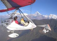 Avia Flight In Nepal