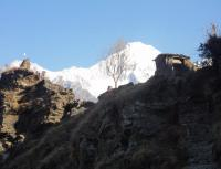 ganesh himal singla pass trek is one of teh cultural trek in  nepal,